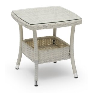 Alfani Rattan Side Table Image