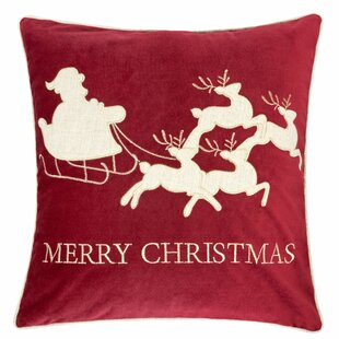 Eades Embroidery Indoor/Outdoor Throw Pillow
