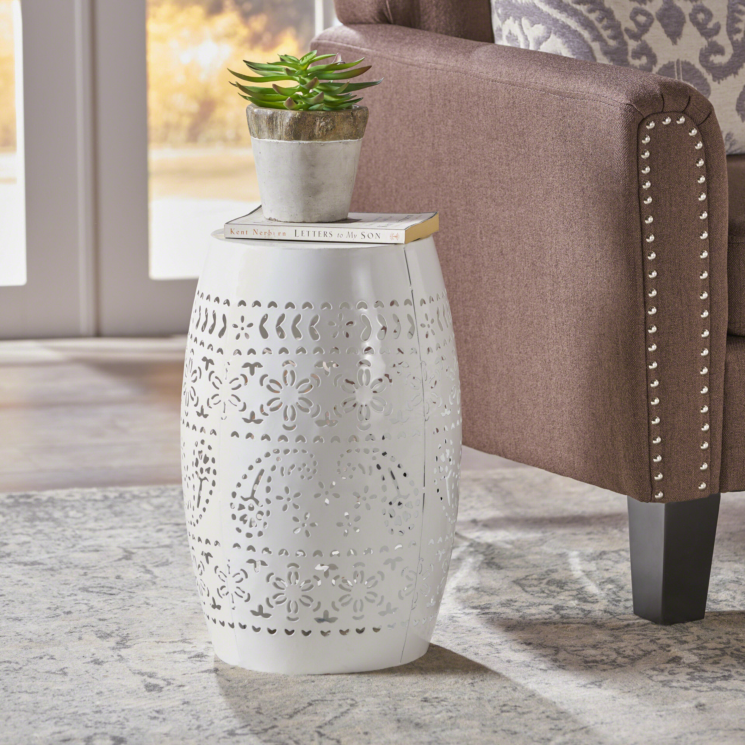 - Ifrane Accent End Table & Reviews Joss & Main