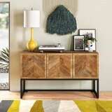 Felten Storage Buffet Table with Winerack