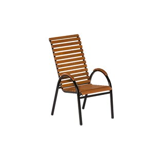 Kennedy Stackable Garden Chairs (Set Of 2) By Sol 72 Outdoor
