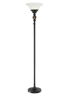 Affordable Lesa 70 Torchiere Floor Lamp By Darby Home Co