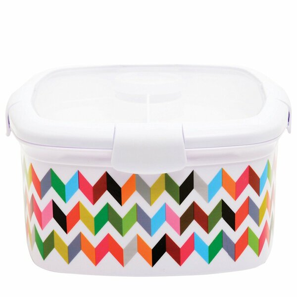 French Bull Ziggy Deluxe 2 Container Food Storage Container Wayfair