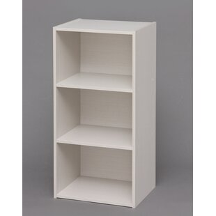 Read Reviews Waku Series 3 Standard Bookcase by IRIS USA, Inc.
