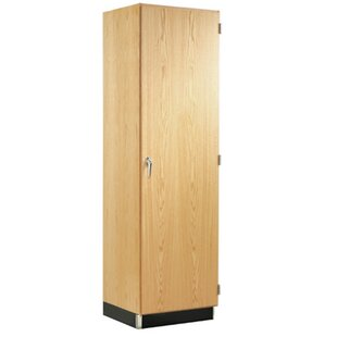 Hinged 1 Door Storage Cabinet ..