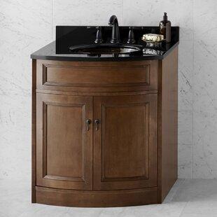 Marcello 30 Single Bathroom Vanity Base by Ronbow