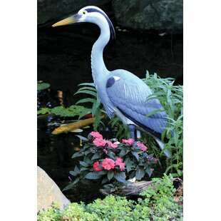 Aquascape Heron Decoy Stat..