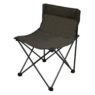 ORE Furniture Portable Armless Folding Camping Chair