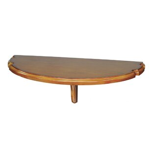 Marci Wall Mounted Pub Table by Charlton Home