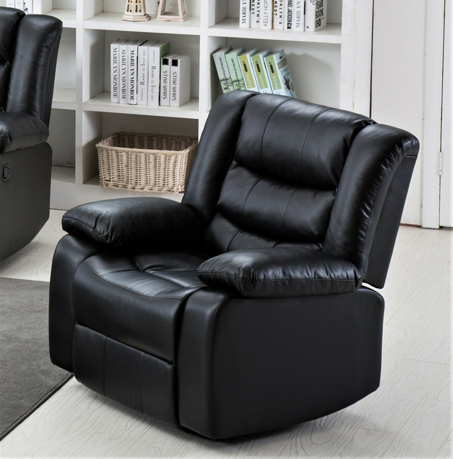 Swell Lange Manual Recliner Creativecarmelina Interior Chair Design Creativecarmelinacom