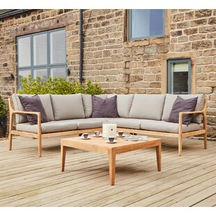 Tian 5 Seater Corner Sofa Set By Sol 72 Outdoor
