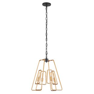 Varaluz 4-Light Novelty Pendant