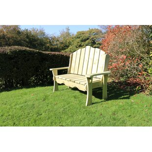 Rockingham Wooden Traditional Bench By Sol 72 Outdoor