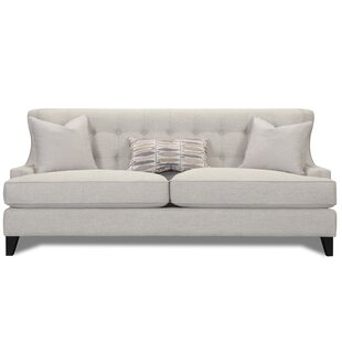 Carson Wingback Sofa by Laurel Foundry Modern Farmhouse