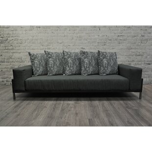 Tilly 3 Piece Sofa Set with Cushions