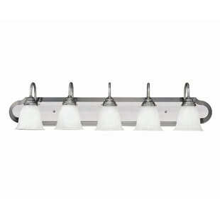 Ellenberger 5-Light Vanity Lig..