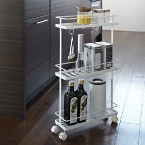 Tower Kitchen Cart by Yamazaki Home