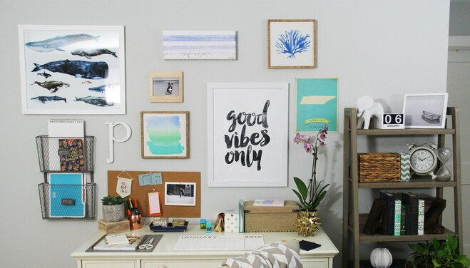Gallery Wall 4 steps to a personalized gallery wall | wayfair