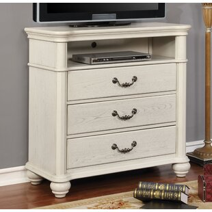 Aubrie 3 Drawer Chest