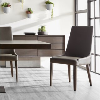 Agnes Berner Upholstered Dining Chair (Set of 2) by Brayden Studio SKU:DE353575 Details