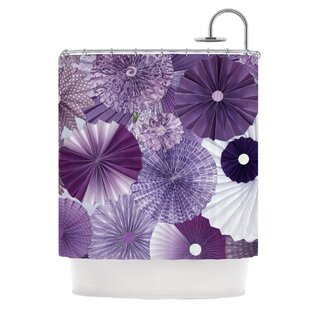 Coupon Shower Curtain ByEast Urban Home