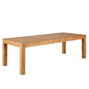 Millwood Pines Downing Solid Wood Dining ..