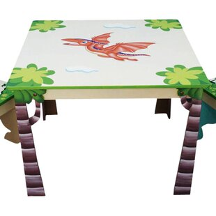 Children's Square Side Table by Fantasy Fields Teamson