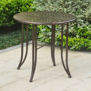 Dalmatia Bistro Table by Alcott Hill Find