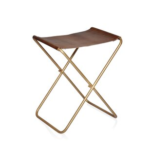 Sommers Director Accent Stool by Williston Forge