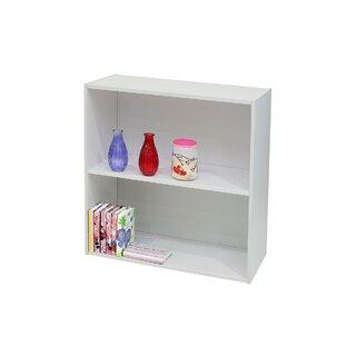 2 Tier Standard Bookcase by InRoom Designs SKU:CE624574 Reviews
