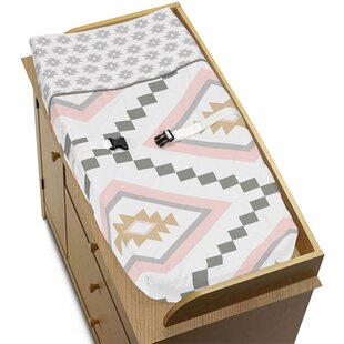 Affordable Aztec Changing Pad Cover By Sweet Jojo Designs