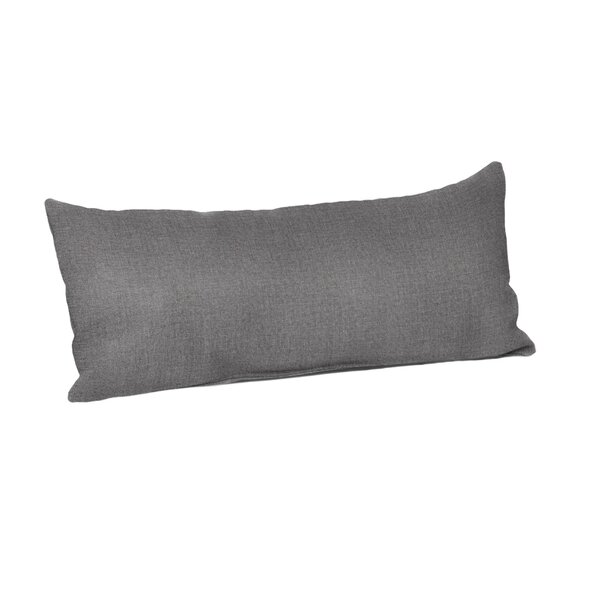 Modern Contemporary Silver Bolster Pillow Allmodern