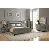 Fullilove Platform 5 Piece Bedroom Set by Union Rustic