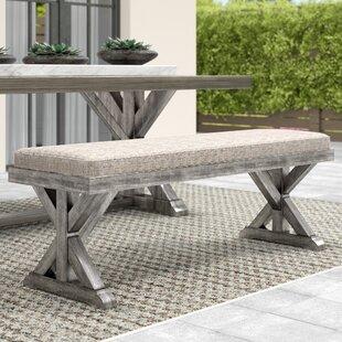 Farmersville Aluminum Picnic Bench