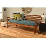 Schwenksville Twin Solid Wood Daybed with Mattress by Red Barrel Studio®