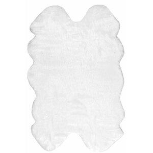 Wilt White Area Rug