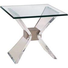 Brittany Rectangular End Table by Orren Ellis