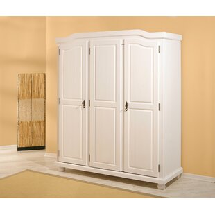 Emerson 3 Door Wardrobe By Brambly Cottage
