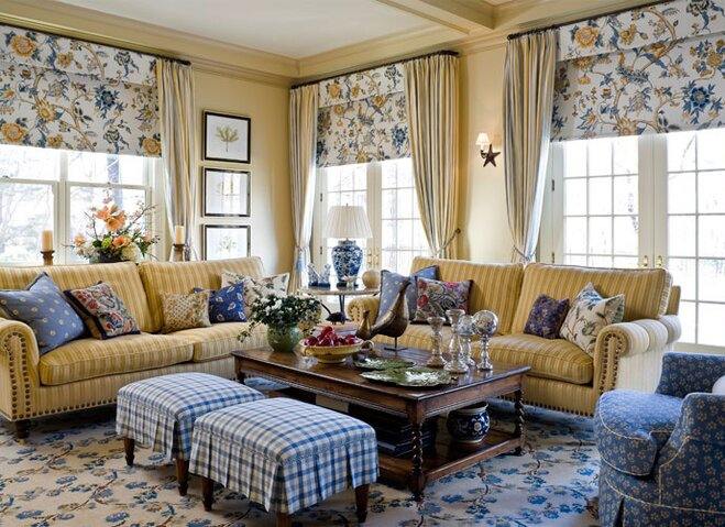 French Country Style Decorating