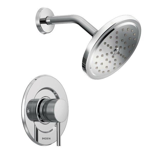 Shower Faucet.Align Volume Control Shower Faucet With Moentrol