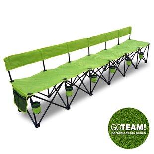 GoTeam Folding Camping Ben..