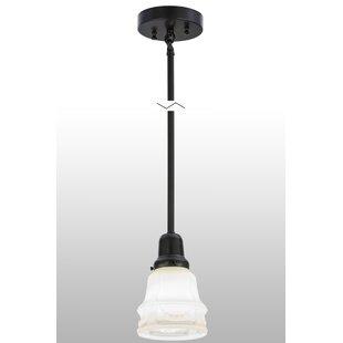 Meyda Tiffany Greenbriar Oak 1-Light Cone..