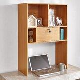 Avreen 41'' H x 27.75'' W Standard Bookcase by Latitude Run®