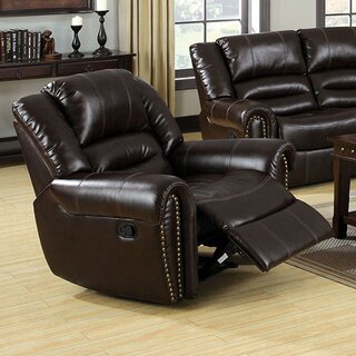 Apsel Transitional Manual Recliner by Darby Home Co SKU:EC669537 Price Compare