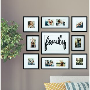 Gallery Wall Frame Sets Youll Love Wayfair