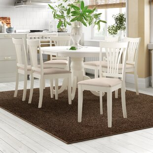 Holmes Extendable Dining Set With 4 Chairs By Brambly Cottage
