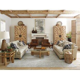 Tommy Bahama Home Los Altos 4 Piece Coffee Table Set