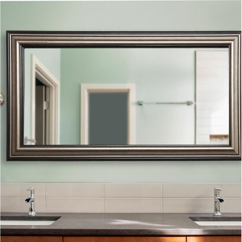 Rayne Mirrors Canyon Bathroom Vanity Mirror Reviews Wayfair