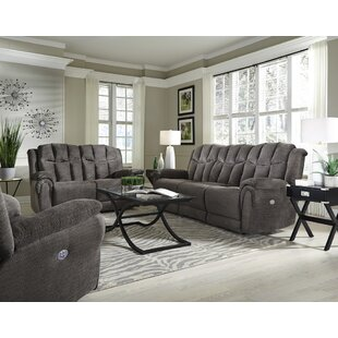High Profile Double Reclining Loveseat by Southern Motion