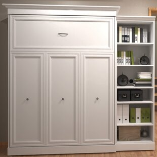 Acevedo Storage Murphy Bed by Latitude Run